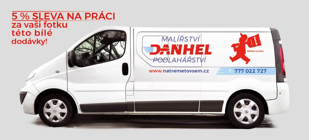 AUTO MALIRSTVI DANHEL akce 5 - KONTAKT